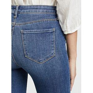 L'AGENCE Margot Jeans in Light Vintage